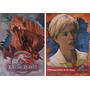 Cards - Jurassic Park Iii 3d - Coleção Completa