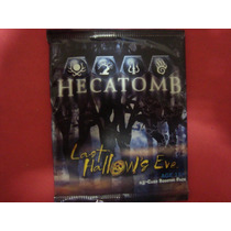 Cartas Hecatomb 13 Card Booster Pack Last Hallows Eve.