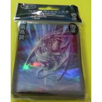 Yu-gi-oh Artic Dragon Max Protection Sleeves (dragão Ártico)