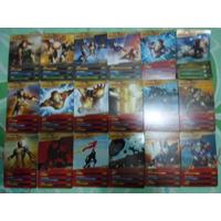 Cards Homem De Ferro 3 Marvel Cheetos Hulk Homem Aranha