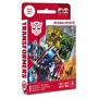 Jogo Infantil Transformers - Rouba Monte