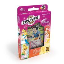 Jogo Trunfo Girls Disney Original - Grow