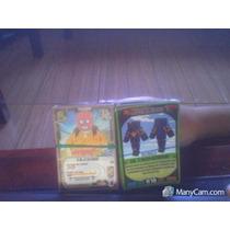 Vendo Cartinha De Minecraft E Dragon Ball Em Bom Estado