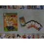 Coleção Completa 120 Cromocards Dragon Ball Z