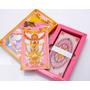 Sakura Card Captor Cartas Sakura Anime Cosplay - Na Caixa!