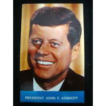 Cartão Postal Eua Presidente John F. Kennedy Antigo