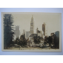 Foto Postal Antiga Parque D. Pedro Ii São Paulo