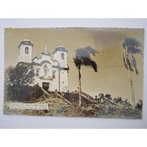 Foto Postal Antiga Ouro Preto Minas Gerais