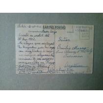 Cartao Postal De Salvador / Bahia - 1922