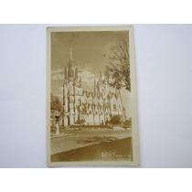 Foto Postal Antiga Igreja De Lourdes - Belo Horizonte