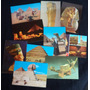 Cartão Postal Egípcias Esculturas Piramides Lote Com 10