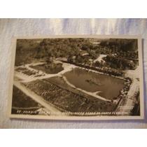 Cartão Postal Antigo Goiania Vista Aérea Horto Florestal