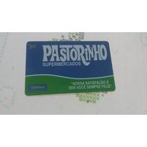 Cartao Telefonico Midia Pastorinho Supermercado Rarissímo