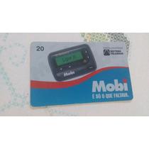 Cartao Telefonico Midia Mobi