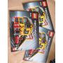 Manual Montagem Lego Technic Mod 8109 3 Livros