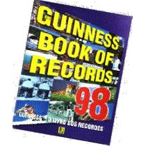Guinness Book Of Records 1998