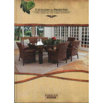 Livro De Catálogo De Produtos - Fibras Arte
