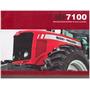 Catálogo De Lançamento: Tratores Mf7100 Massey Ferguson 2009
