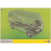 Pôster: Ônibus Volkswagen - Volksbus 5-140 Eod / Ano: 2008