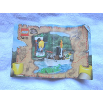 Catálogo Manual Lego Orient Expedition 2002