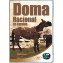 Curso De Montaria , Doma E Casqueamento Em Video 3 Dvds