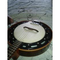 Vendo Banjo Rozine / Amplificado