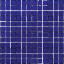 Pastilha Azul De Vidro Cristal De Alto Brilho R$ 11,90