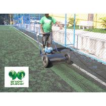 Granulado Borracha Quadra Campo Grama Sintética Futebol 25kg