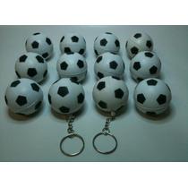 Chaveiro Bola De Futebol - Pacote Com 96 Unid Melhor Preço