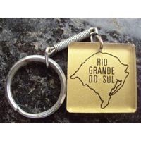 Chaveiro Lembrança Do Rio Grande Do Sul - A8p32
