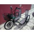 Triciclo Elétrico Para Cadeirante 1000 Watts 48 Volts
