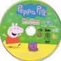 Peppa Pig Dvd Português 5 Volumes -português Frete Grátis