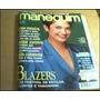 Revista Manequim Março 95-sandra Annenberg