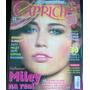 Revista Capricho 1170 Miley Cyrus Poster Josh Hutcherson