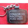 Chaveiro Couro - Consocio Nacional Ford - P4