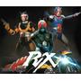Série Black Kamen Rider Rx - Completa - Frete Grátis