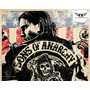 Sons Of Anarchy 7 Temporada Legendada Com Caixinha E Encarte