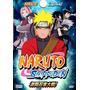 Naruto Shippuden 1ª,2ª,3ª,4ª Temporadas Dublado - 8 Dvds