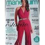 Revista Manequim 673 Luiza Brunet Abril 2015 Lacrada