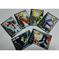Cards Naruto - Lote Com 200 Cartas Sortidas - Lacrado Novo