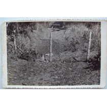Foto Antiga Em Preto E Branco - Ai