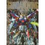 Álbum Gundam Wing - The 3d
