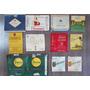 Coleção Carteiras Vazias Cigarro Raros Originais Década 60