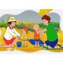 10 Dvd Caillou Desenho Infantil Pra Crianças De 2 A 8 Anos