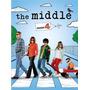 The Middle 3ª E 4ª Temporadas Dub Leg 6 Dvds - Frete Grátis