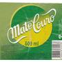 Rótulo Antigo Mate Couro - 600 Ml - Belo Horizonte - F11