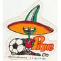 Adesivo Copa Do Mundo México 86 - Z