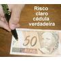 Kit Com 03 Canetas Detecta Dinheiro Falso Detect Pen