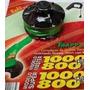 Carretel Fio Nylon Trapp Master 1000/800 E Super 1000/800