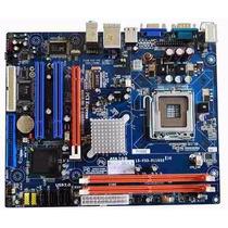 Kit Placa Mae Philtronics Processador Memoria Ddr2